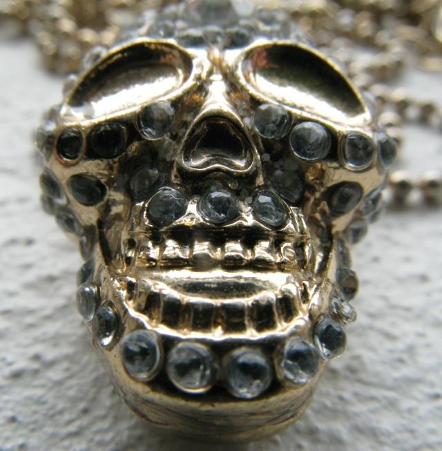 Dødningehoved smykke