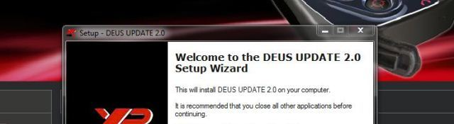XP Deus 2.0