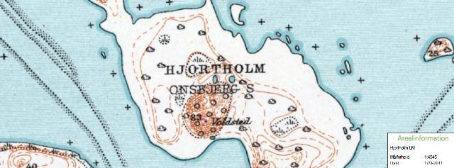 Hjortholm